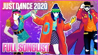 Download Just Dance 2020: Full Song List | Ubisoft [US] Video