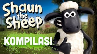 Download Shaun the Sheep - Season 4 Compilation (Episodes 11-15) Video