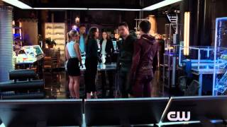 Download Arrow - Episode 3x08: The Brave and the Bold (The Flash Crossover) Sneak Peek #2 (HD) Video