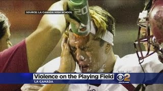 Download Violence On The Football Field At La Canada High School Video