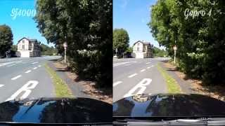 Download SJ4000 vs Gopro Hero 4 Black Video Test // Teil 2/2 // in FHD 30fps // Video