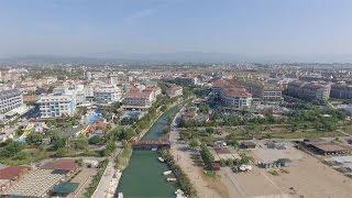 Download Türkei Side by Drone Video