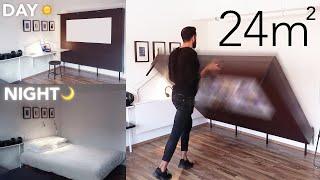 Download Tiny apartment tour! 260sqf/24sqm Video
