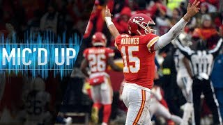Download Colts vs. Chiefs Mic'd Up for Showtime! (AFC Divisional Round) Video
