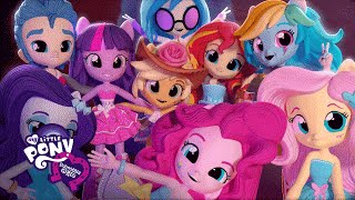 Download MLP: Equestria Girls Minis - 'Dance Off' Original Short Video
