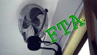 Download FTA's: Regency industrial tornado wall fan Video
