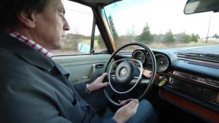 Download Best 1960's Mercedes Driving Experience Ever for an Old Brit. Video