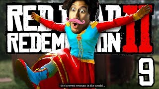 Download THE BRAVEST WOMAN IN THE WORLD   Red Dead Redemption - Part 9 Video