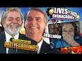 Download BOLSONARO E LULA SE ENCONTRANDO NO PUB & SKIPNHO TROLLANDO TECNOSH | 😆 LIVES ENGRAÇADAS #105 😆 Video