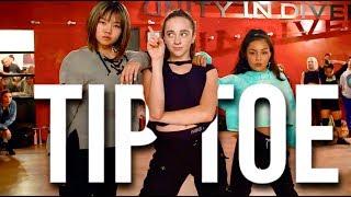 Download JASON DERULO feat. FRENCH MONTANA - ″TIP TOE″, Choreography by @nikakljun Video