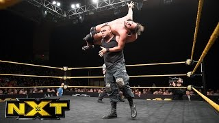 Download Johnny Gargano vs. Akam vs. Dash Wilder: WWE NXT, March 29, 2017 Video