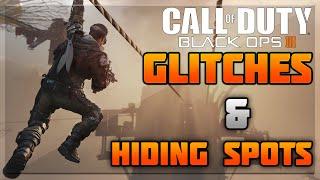 Download Black Ops 3 Glitches & Hiding Spots! BO3 Multiplayer Glitches, Tricks & Hiding Spots! (Part 1) Video