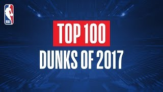Download Top 100 Dunks From 2017 Video