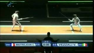 Download Catania 2011: Vezzali - Maitrejean (impossible is nothing) Video