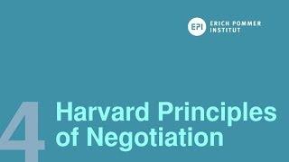Download The Harvard Principles of Negotiation Video