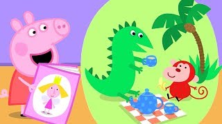 Download Peppa Pig English Episodes   A Story About The Red Monkey   Peppa Pig Official Video