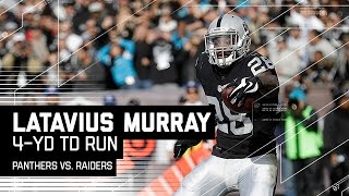 Download Derek Carr's Huge Pass to Johnny Holton & Latavius Murray's TD Run! | Panthers vs. Raiders | NFL Video