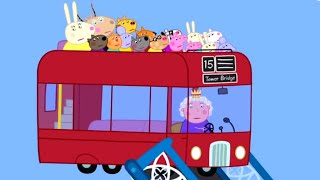 Download Peppa Pig English Episodes | Peppa Pig Goes to London 🇬🇧| Peppa Pig Official Video