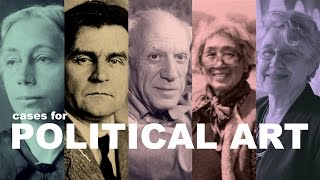 Download Cases for Political Art | The Art Assignment | PBS Digital Studios Video