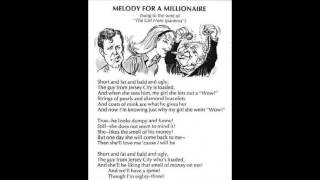Download The Guy From Jersey City (MAD MAGAZINE: Melody For A Millionaire) Video