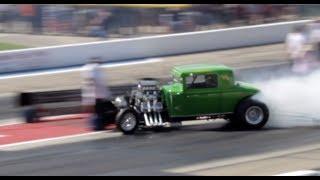 Download Meltdown Drags 2017 Fuel Coupe Crash Video