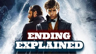 Download Fantastic Beasts The Crimes of Grindelwald Explained & Easter Eggs Video