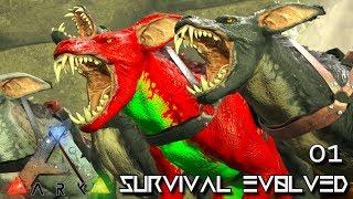 Download ARK: ABERRATION MODDED - EPIC START & RAVAGER ARMY !!! E01 ( GAMEPLAY ARK: SURVIVAL EVOLVED ) Video