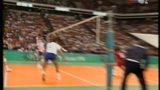 Download 1996 Olympic Games Volleyball RUS - YUG Video