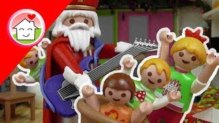 Download Playmobil Film deutsch Nikolaus rockt das Haus / Kinderfilm/ Kinderserie von family stories Video