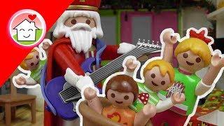 Download Playmobil Film deutsch Nikolaus rockt das Haus / Kinderfilm/ Kinderserie von family stories Video