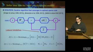 Download Yann LeCun Lecture 8/8 Unsupervised Learning Video
