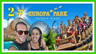 Download Europa Park 2/2 Mejor Parque de Atracciones de Europa 2019 | Alemania | Amusement Park Video