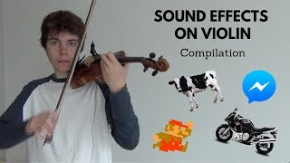 Download Sound Effects on Violin | Compilation Video