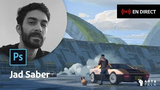 Download Masterclass avec Jad Saber | Conception d'environnement | Adobe France Video
