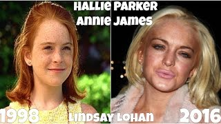 Download The parent trap Actors Before and After 2016 Video