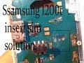 Download Samsung 1200t sim problem   Samsung 1200t sim jumper Video