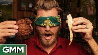 Download Exotic Meat Taste Test Video