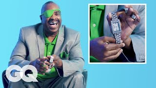 Download Slick Rick Shows Off His Insane Jewelry Collection | GQ Video