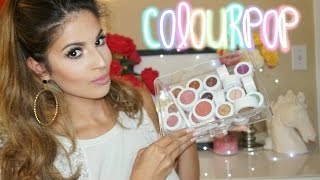 Download Best Of Colourpop! + New Highlighters Review Video