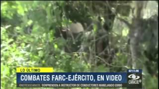 Download Guerrillera grabó, paso a paso, un ataque de las FARC Video
