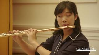 Download Vienna Philharmonic Flute Master Class with Dieter Flury: Bach Partita in A minor Video