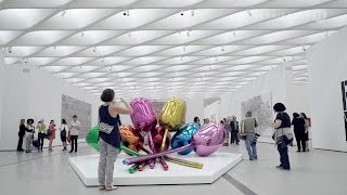 Download The Broad Contemporary Art Museum. Interview with Architect Elizabeth Diller Video