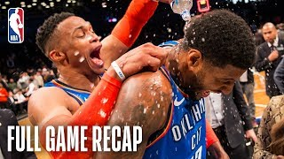 Download THUNDER vs NETS | Paul George Leads Epic Comeback In Brooklyn | December 5, 2018 Video