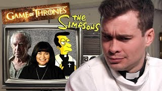 Download Real British Priest reacts to TV Priests!? Video