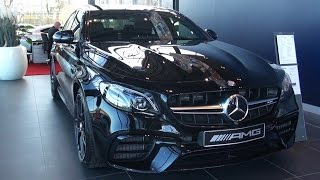 Download 2017 Mercedes AMG E63 S 4MATIC+ Full Review Start Up New Interior Exterior Infotainment Video