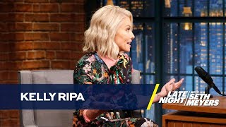 Download Kelly Ripa Looks Back on Co-Hosting LIVE with Donald Trump Video