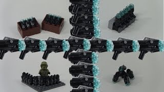 Download What to build with the new Lego Star Wars Blasters Video