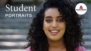 Download Student Portraits: Rebecca Bekele '17 Video
