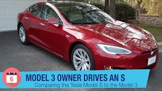 Download Why I prefer the Tesla Model 3 over the S Video