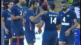 Download منتخب مصر 3 - 0 منتخب البحرين (مباراة بكرة الطائرة) البطولة العربية في 24 11 2016 مع حفل التتويج Video